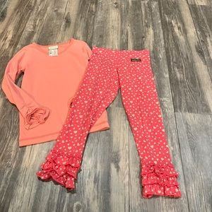 MJC Sherbet Long Sleeve  & Sweetheart Leggings